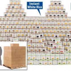 Vrei să fii pregătit de apocalipsă? Un supermarket vinde un kit de supravieţuire!