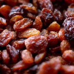 Cele mai sănătoase fructe din lume - Stafidele