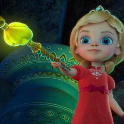 Princess in Wonderland (Prinţesa din Ţara Minunilor)