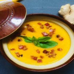 Reţetă ayurveda pentru iarnă: supă de morcovi cu ghimbir