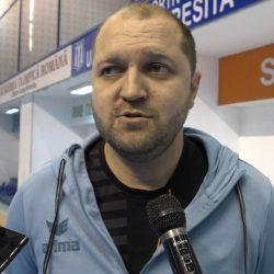 """Handbalistele Universității Reșița se pregătesc pentru primul meci în fața propriilor suporteri. Cristian Busuioc: """"Suntem într-o situație delicată"""""""
