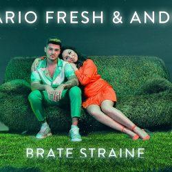 """Mario Fresh și Andra lansează o piesă senzuală de vară: """"Brațe străine"""""""