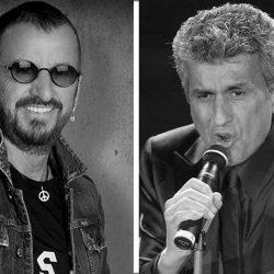 La Mulţi Ani Toto Cutugno și Ringo Starr!