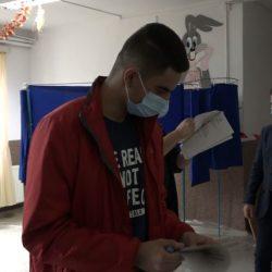 Primele alegeri locale în pandemie