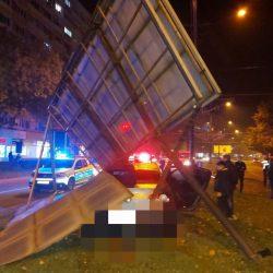 Accident devastator la Reșița!