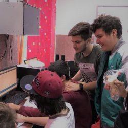Elevii reșițeni interesați de robotică