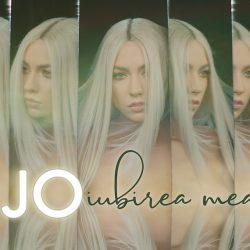 """JO revine în atenția fanilor cu """"Iubirea mea"""", o piesă ce are la bază o poveste de dragoste, însă nu una cu final fericit"""