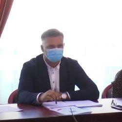 Marius Isac, propus vicepreședinte al Consiliului Județean Caraș-Severin