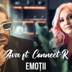 """AVA și Connect-R au lansat single-ul """"Emotii"""", de Dragobete, și de ziua de naștere a cântăreței"""
