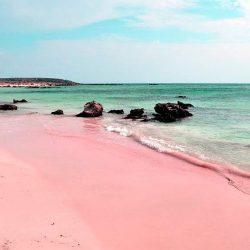 Cele mai ciudate plaje din lume (V) - Harbour Island, Bahamas [VIDEO]