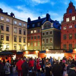 Crăciunul în stil scandinav - Stockholm