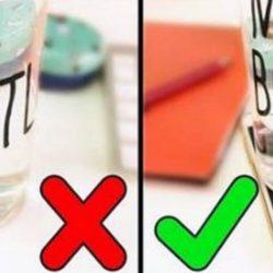 De ce sa tii o sticla cu apa pe ecranul telefonului mobil?