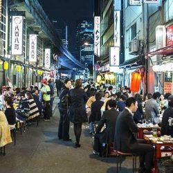 Ghid japonez pentru incepatori - Ce bei şi ce manânci