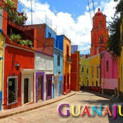 ORAŞE COLORATE (V). Guanajuato - cel mai colorat oraș din Mexic [VIDEO]