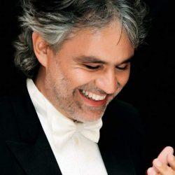 La mulți ani, Andrea Bocelli!