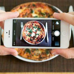 Mâncarea te face mai atrăgător online