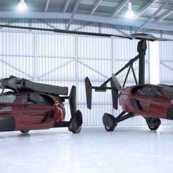 Masinile zburatoare vor deveni curand realitate