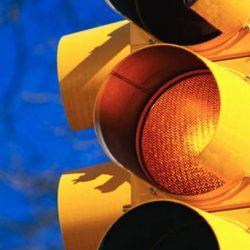 Omul din spatele semnalului de trafic [VIDEO]