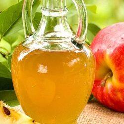 Oțetul din cidru de mere topește grăsimea