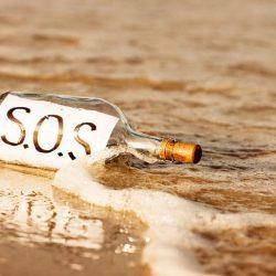 SOS - 3 puncte, 3 linii, 3 puncte