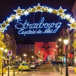 Strasbourg – oraşul celui mai vechi târg de Crăciun