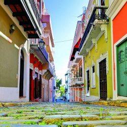 ORAŞE COLORATE (VI). Vechiul San Juan - Puerto Rico [VIDEO]
