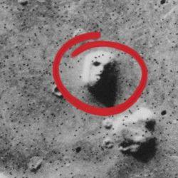 """""""Fața de pe Marte"""""""