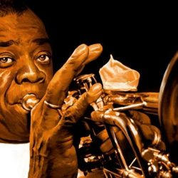 Satchmo (remember Louis Armstrong)